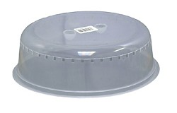 Kryt na talíř do mikrovlnky malý - průměr 26cm