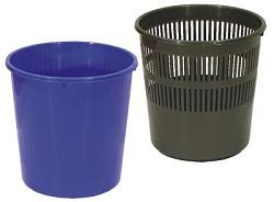 Koš odpadkový plastový 12L plný