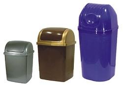 Koš DINDON odpadkový hranatý s víkem 50L
