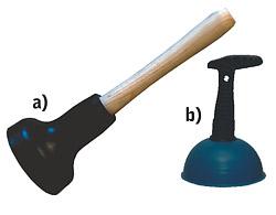 Zvon KLASIK s dřevěnou tyčkou