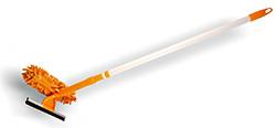 Stěrka KOMBI CHENILLE s gumovou lištou 31cm