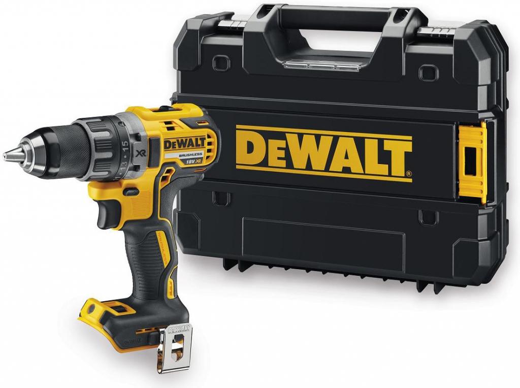 DeWalt DCD791NT-XJ 18 V XR vrtačka bez baterií a nabíječky, Tstak kufr