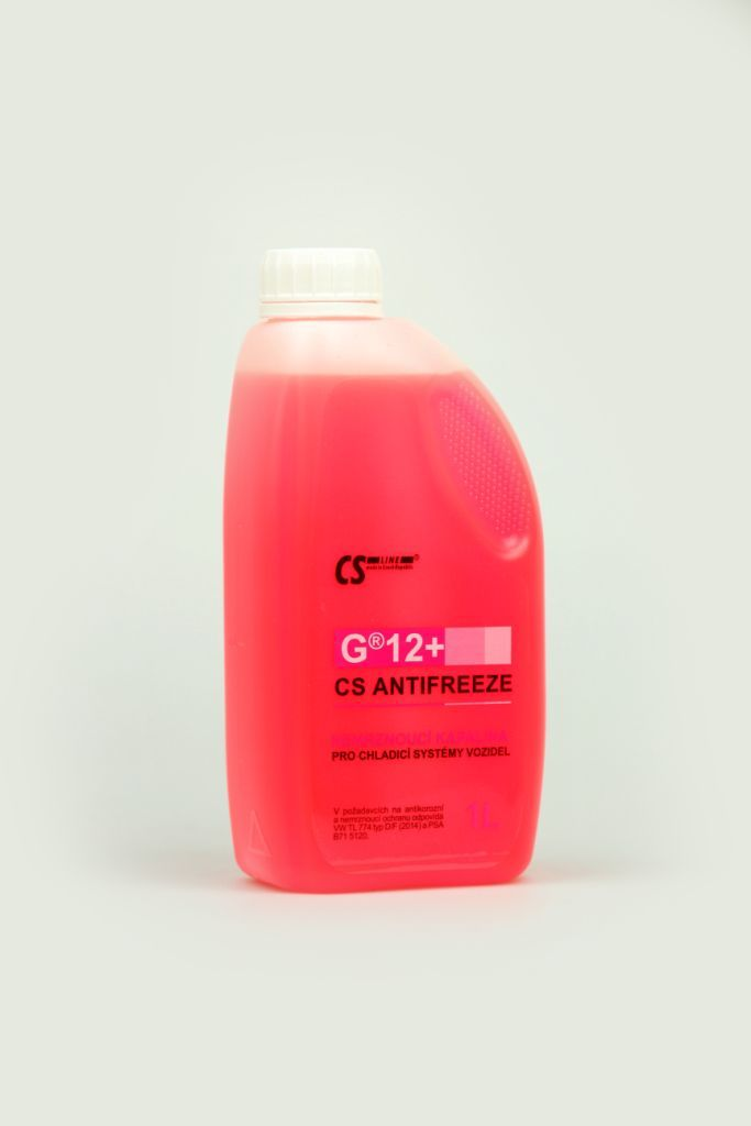 CS Antifreeze G12+ -80 1 l