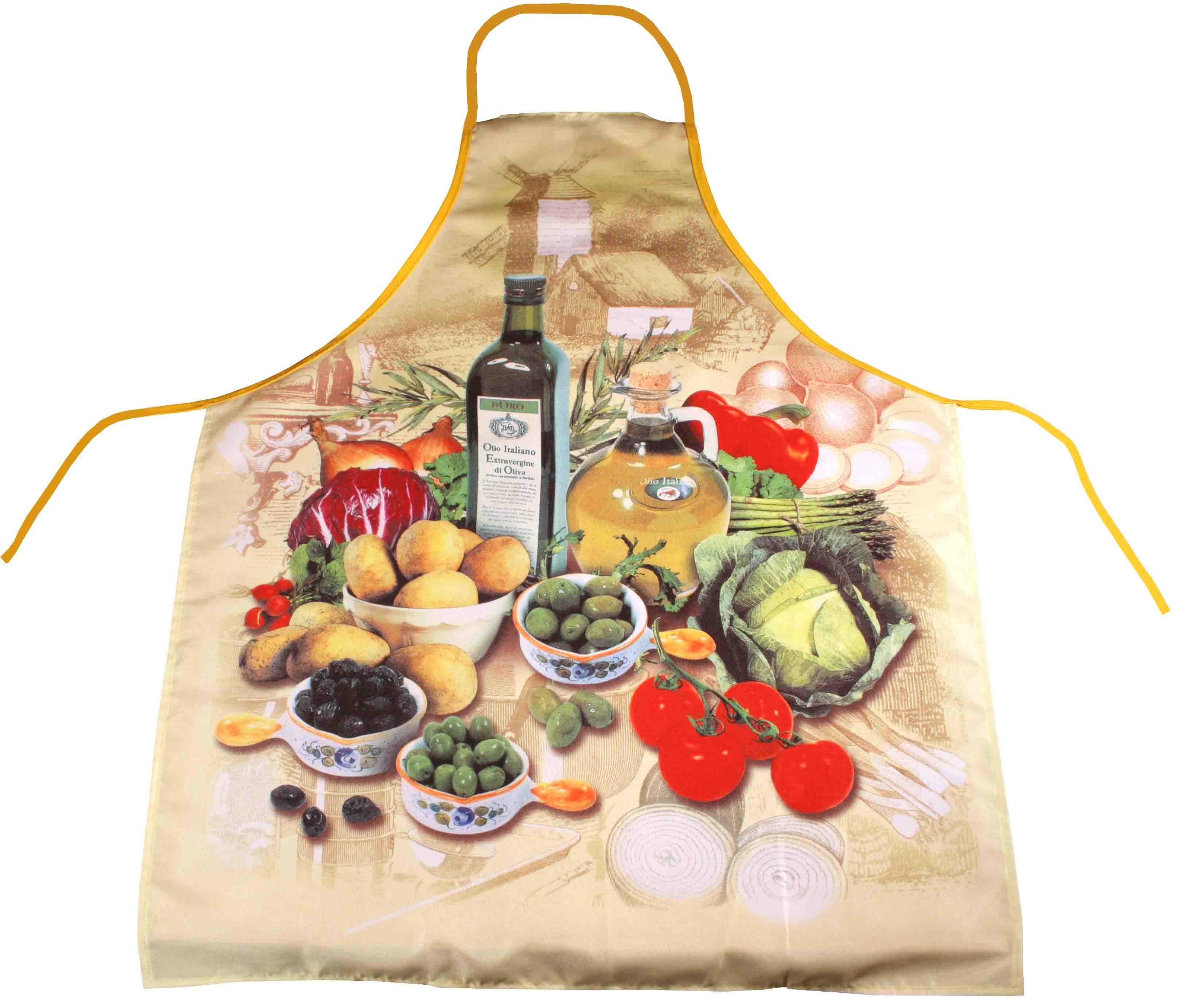 Zástěra kuchyňská ITALY