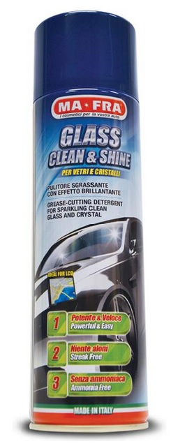 Čistič skla ma fra glass clean and shine