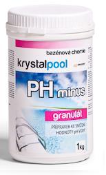 Krystalpool PH Minus 1 kg