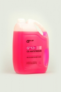 CS Antifreeze G12+ -80 5 l